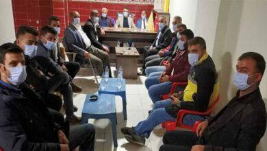 Photo of Urfa'da İlçe Ve başkanı ve yönetim istifa etti