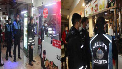 Photo of Urfa'da bazı iş yerine uygulanan kısıtlama başladı