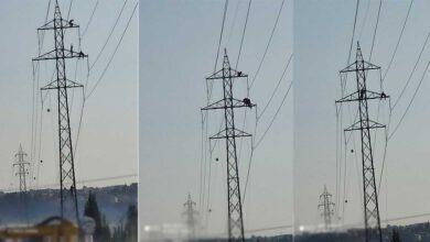 Photo of Yüksek gerilim hattında akıma kapılarak öldü