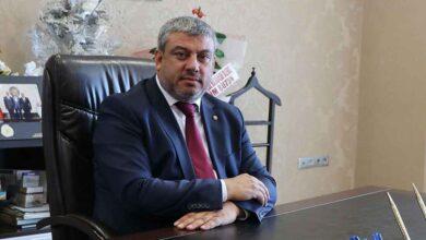 Photo of ŞUTSO Meclis Başkanı Altun'dan Yılbaşı Mesajı