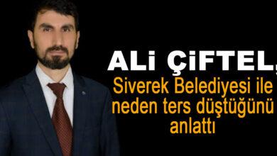 Photo of Çiftel, Siverek Belediyesi ile Neden Ters Düştü