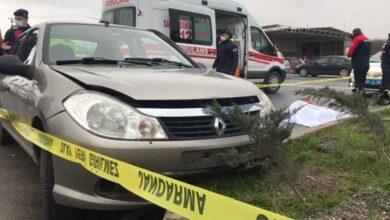 Photo of Ambulans otomobile çarptı: 1 ölü 2 yaralı