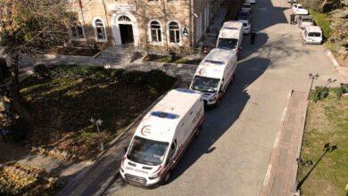 Photo of Sıralamada birinci olan urfa'ya ambulans gönderildi