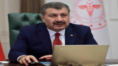 Photo of Bakan Koca Urfa İl Sağlık Müdürü İle Görüştü