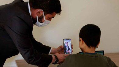 Photo of Hasan Hüseyin'e Bir Destek De Başkan Özyavuz'dan