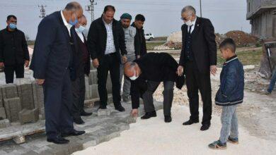 Photo of Başkan Soylu'dan Ceylanpınar'a Parke Taşı