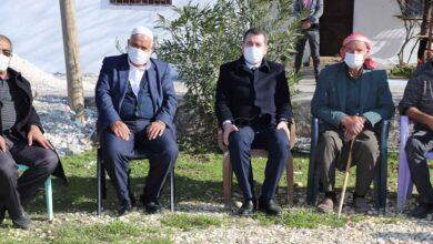 Photo of Baydilli kırsaldaki vatandaşlarla bir araya geldi