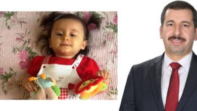 Photo of Başkan Baydilli'den Alara Bebek İçin Çağrı
