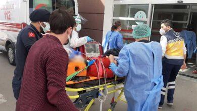 Photo of 7. kattan düşen kadın hayatını kaybetti