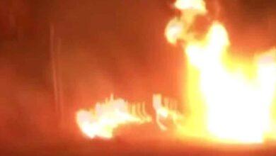 Photo of Ankastre fırın bomba gibi patladı: 1 yaralı