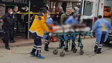 Photo of Büfeye silahlı saldırı: 1 ölü, 1 yaralı