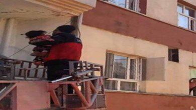 Photo of Urfa'da Evde Mahsur kalan çocuk kurtarıldı
