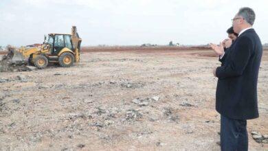 Photo of Eyyübiye Belediyesi'nden Bir Tasarruf Çalışması Daha