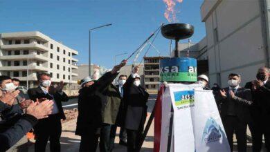 Photo of Eyyübiye doğalgaza kavuştu