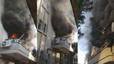 Photo of Psikolojisi bozuk genç kız evi ateşe verdi