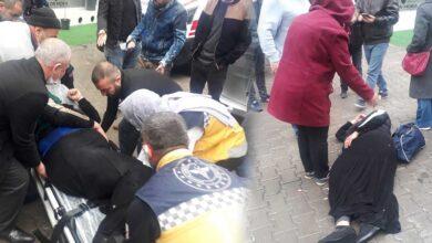 Photo of Hamile Kadın Sokak Ortasında Dövüldü
