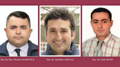 Photo of Harran Üniversitesi'nden 3 Akademisyen Listede