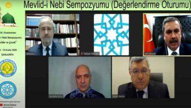 Photo of HRÜ'de Mevlid-i Nebi sempozyumu
