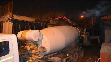 Photo of Hazır beton pompa vinci devrildi: 1 ölü