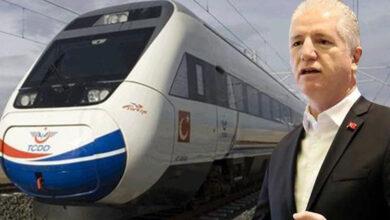 Photo of Antep Valisi Açıkladı: Tren Urfa'dan Geçecek