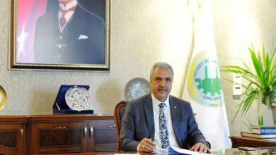 Photo of Başkan Peltek'ten Yılbaşı Mesajı