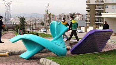 Photo of Karaköprü'ye 9 bin metrekarelik park