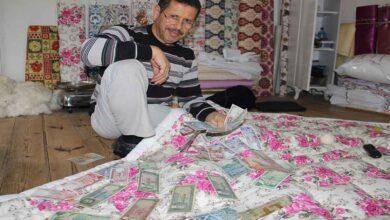 Photo of Kayıp paralar 90 yıl sonra yorgandan çıktı