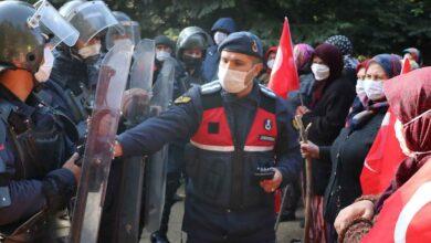 Photo of Jandarma İle Köylüler Arasında Arbede