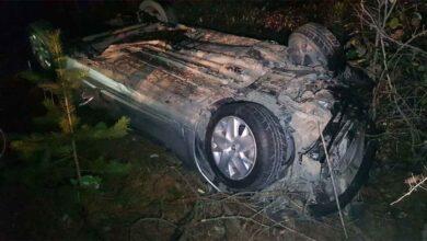 Photo of Kontrolden çıkan otomobil takla attı: 1 ölü