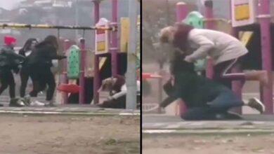 Photo of Parkta genç kıza dehşeti yaşattı!