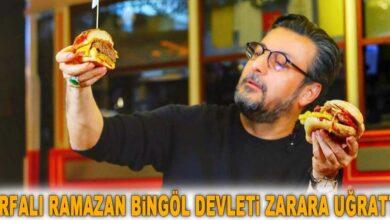 Photo of Urfalı Ramazan Bingöl Devleti Zarara Uğrattı