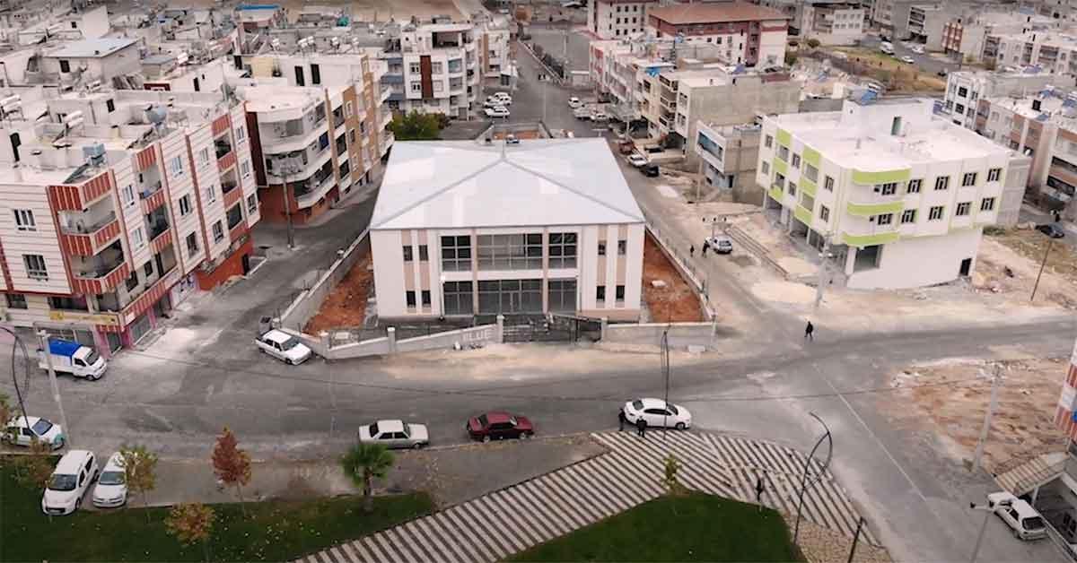 Urfa'da 8 Adet Aile Sağlığı Merkezi Hizmete Açıldı.