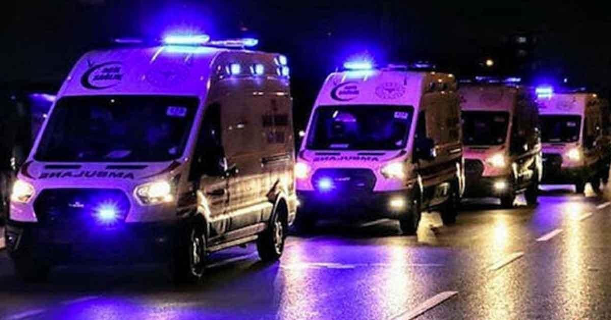 Ambulans Konvoy