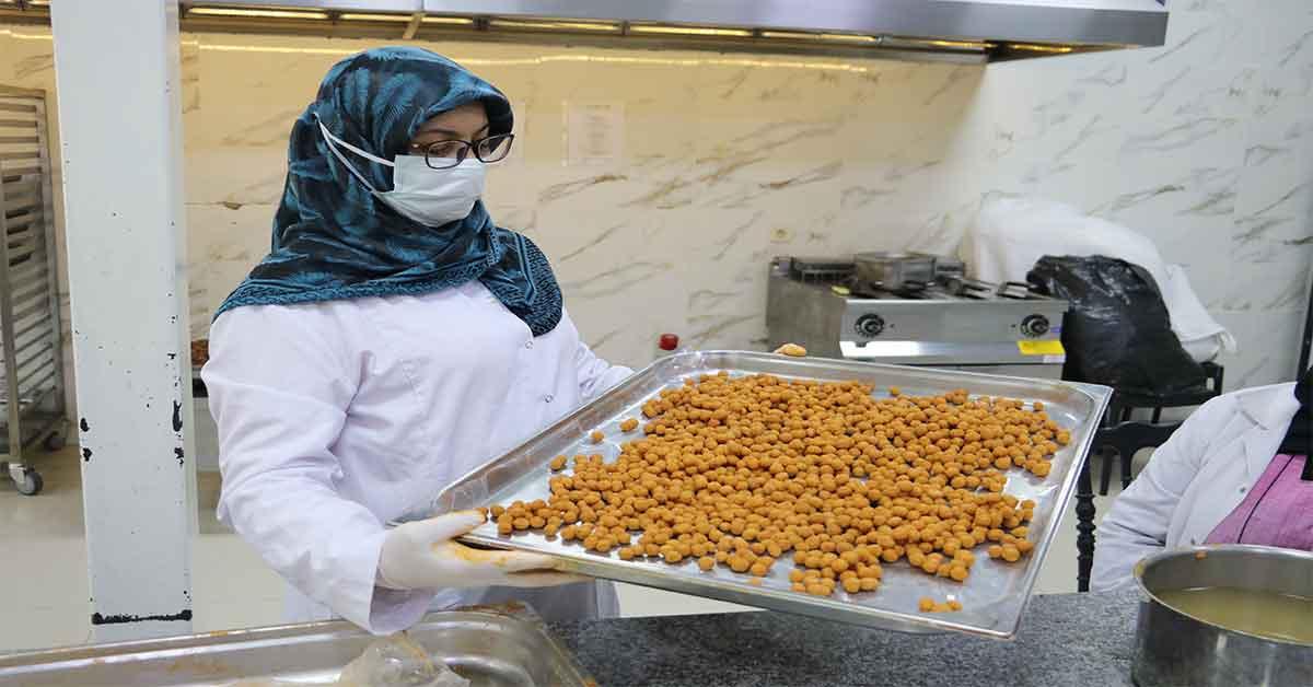 Şanlıurfa'dan 81 ile yöresel yemekler gönderiliyor