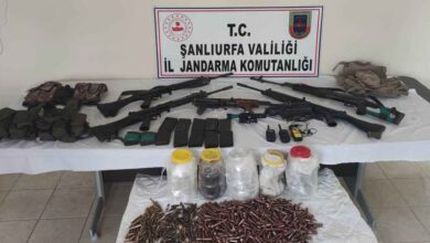 Photo of Urfa'da Silah Kaçakçılığı Operasyonu! 5 Tutuklama