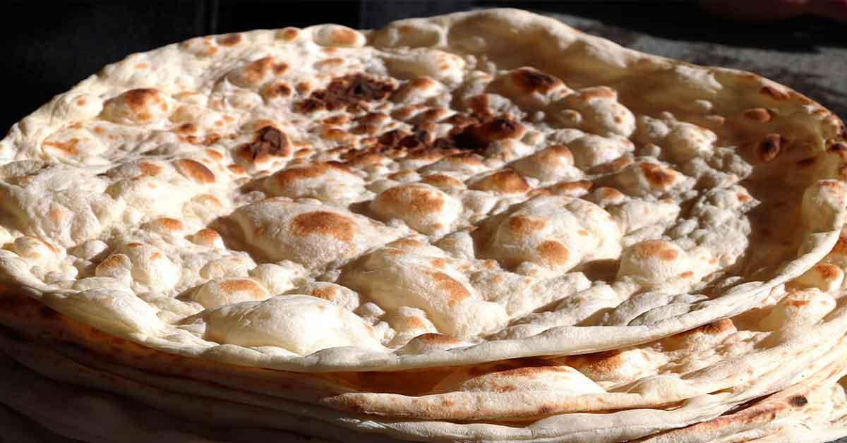 Suriye Ekmeği
