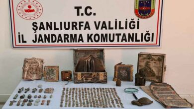 Photo of Urfa'da Tarihi Eser Kaçakçılığı