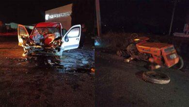 Photo of Trafik kazası; 2'si ağır 4 yaralı