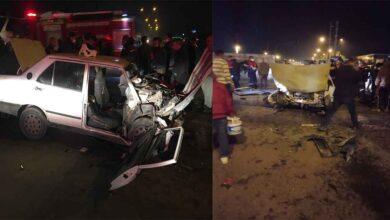 Photo of Trafik kazası: 1 ölü, 1 yaralı