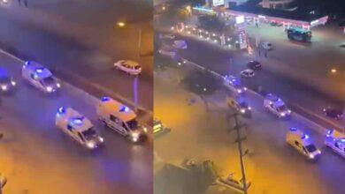 Photo of Urfa'da siren çalan 38 ambulans şoförüne soruşturma