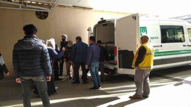 Photo of Urfa'daki kavgada cenazeler yakınlarına teslim edildi