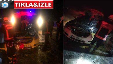 Photo of Urfa'da Araç Yangını!