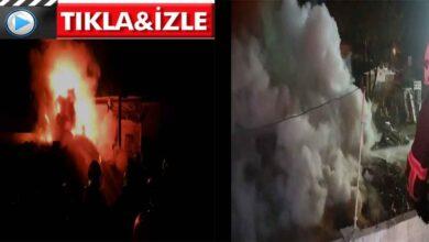 Photo of Şanlıurfa'da Depo'da Yangın Çıktı!