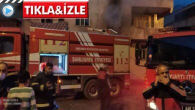 Photo of Urfa'da Korkutan Yangın