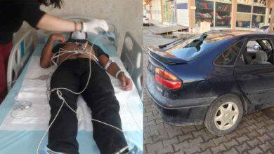 Photo of Urfa'da Koruma altındaki gazeteciye 5 kez saldırdılar