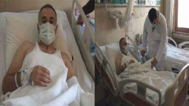 Photo of Urfa'da İş makinesine kolunu kaptıran işçinin kopan kolu yerine dikildi