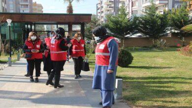 Photo of Urfa'da site bahçesinde kan bağışında bulundular