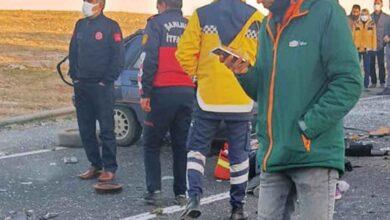 Photo of Şanlıurfa'da Kaza: 1 ölü, 1 yaralı