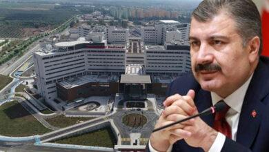 Photo of Bakan Koca Urfa Şehir Hastanesi İçin Tarih Verdi