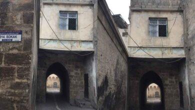 Photo of Urfa'da Tarihi Bir Kabaltı Yıkılmak Üzere